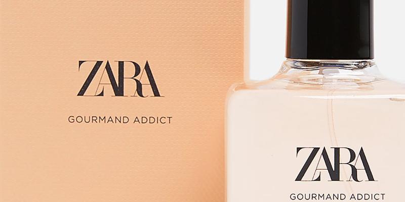 Compras na Zara sem nexo