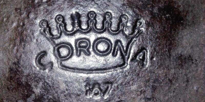 Tachos com o nome CORONA sem nexo
