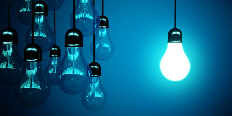 As ideias e a escuridão sem nexo