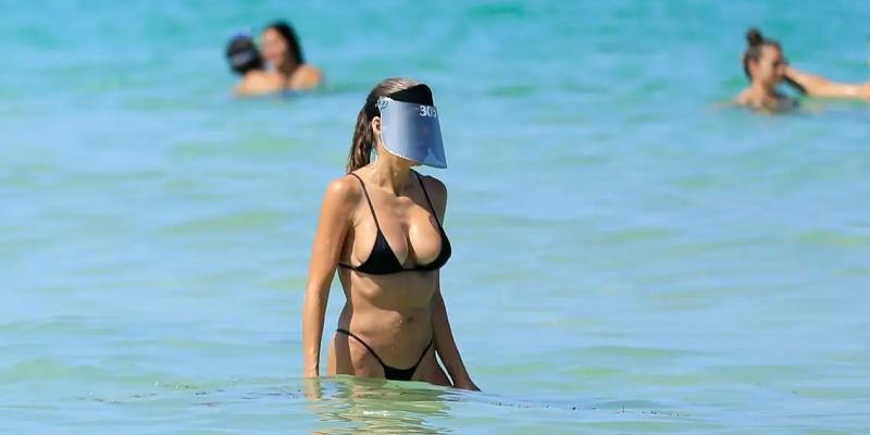 Proteção nas praias